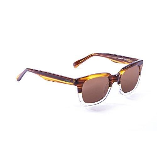 Lenoir Eyewear LE61000.6 Lunette de Soleil Mixte Adulte, Marron