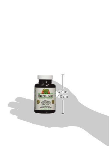 Aloe Vera Capsules - Ranked #1 by ConsumerLab.com by Pharm-Aloe (Image #3)