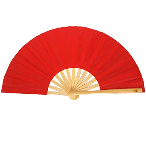 Birdfly Tool Chinese Fan Martial Arts Stainless Steel Bamboo Kung Fu Durable]()