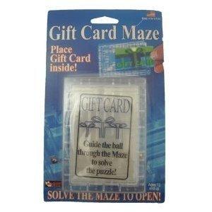 Gift Card Maze - Mag-Nif Gift Card Maze