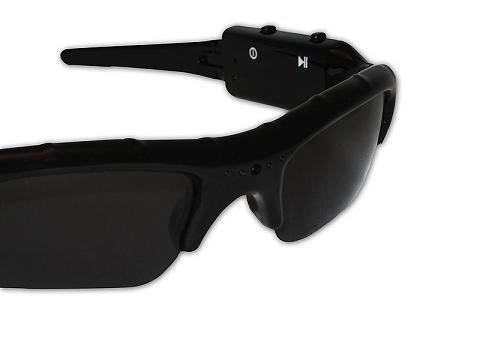 Digital DVR Sunglasses Camcorder Polarized for Kayak Contest Spy Cam, Security, - Contest Sunglasses
