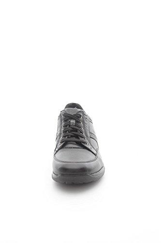 Sneakers 8461 Uomo Lion Lion Nero wOnk80P