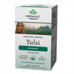 Tea Original Tulsi (Original Tulsi Tea 18 tea by Organic India)