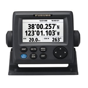 Furuno GP33 GPS Receiver with 4.3'' Color LCD, Includes Antenna by Furuno