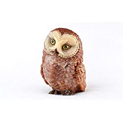 Cute Animals DIY 3D Owl Silicone Mold Making Ice B