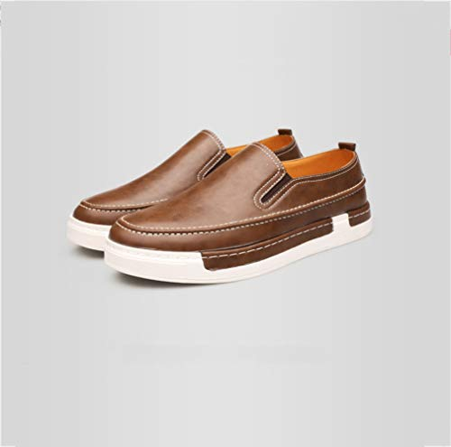 pigri da uomo Marrone da giovani Scarpe uomo traspirante scarpe da casual scarpe WFL uomo d'estate scarpe scarpe scarpe scarpe da uomo PqEUwR
