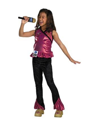 American Idol Las Vegas Audition Costume: Girl's Size 4-6