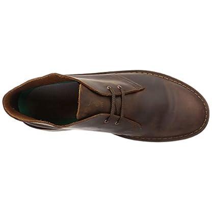 Clarks Men's Desert Boot Bushacre 3 Chukka 5