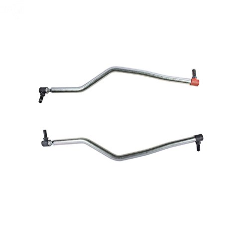 LH Plus RH Adjustable Drag Link For LH 409599, 532409599, RH 409600, 532409600 Craftsman Poulan Husqvarna