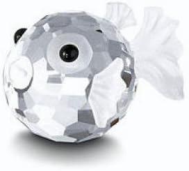 Swarovski Miniature Blowfish 013960