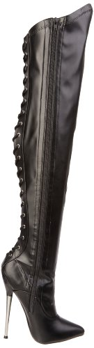 Dagger eu 3060 Blk Stretch Uk Devious 7 Pu 40 vBTwBq