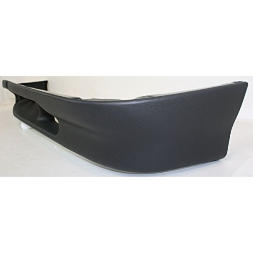 Diften 199-A0251-X01 - New Air Dam Deflector Valance Front Primered S10 Pickup Chevy GM1092166 88963097