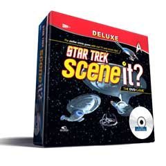 (Scene It? Star Trek Deluxe Edition Ship Version)