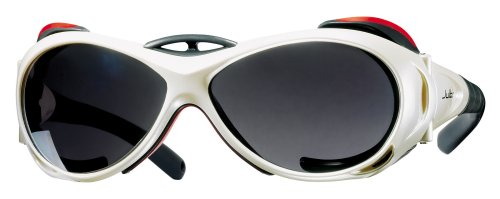 Julbo Explorer Mountain Sunglasses, White, Outdoor Stuffs