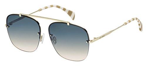 Tommy Hilfiger Gigi Hadid2 3YG Light Gold Gigi Hadid2 Square Sunglasses Lens - Gigi Sunglasses