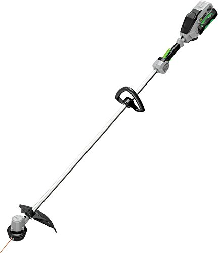 EGO Power+ ST1502 56V 2.5Ah Lithium-Ion Cordless Brushless String Trimmer Straight Shaft, 15