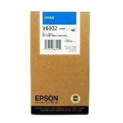 Epson UltraChrome K3 Ink Cartridge - 220ml Cyan (T603200)