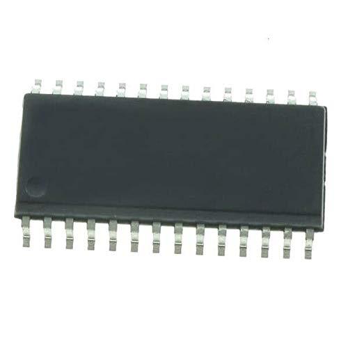 Digital Signal Processors amp; Controllers - DSP, DSC 16b Mtr Ctrl 16MIPS 16KB FL 1KB RAM - Pack of 10 (dsPIC33FJ16MC102-I/SO)