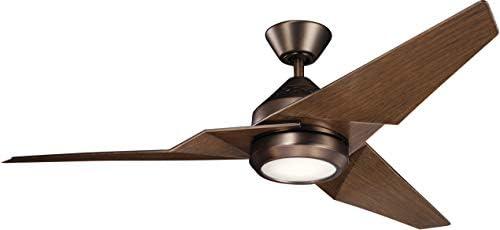 Kichler 300030OBB Jade 60″ Ceiling Fan