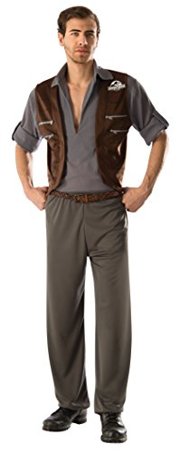 Rubie's Men's Jurassic World Owen Costume, Multi, X-Large ()