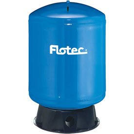 (Flotec Pre-Charged Pressure Tank (Tall, Vertical) - 19 Gal. Capacity; 42 Gal Std Tank Equivalency)