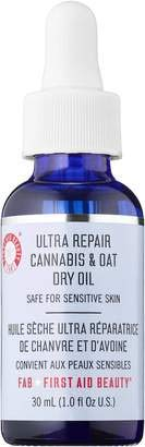 First Aid Ultra Repair Oat & Cannabis Sativa Seed Oil - 1 Oz