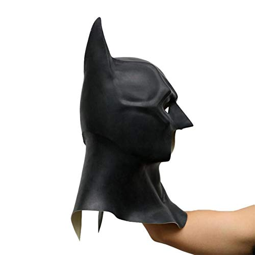 Amazon.com: VDV - Máscara de látex con diseño de Batman ...