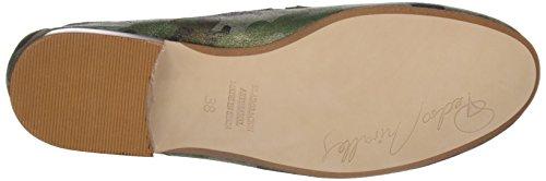 loafer Mocassini Verde foresta Miralles 18076 Pedro Donna TqnBft7
