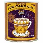 BT CHAI SPICE LO-CARB CAN, CS 2/2#, 03-0819 BIG TRAIN CHAI TEA POWDER by Big Train