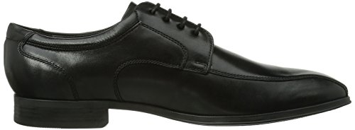 Sioux 28230, Men's Derby Black (Schwarz)
