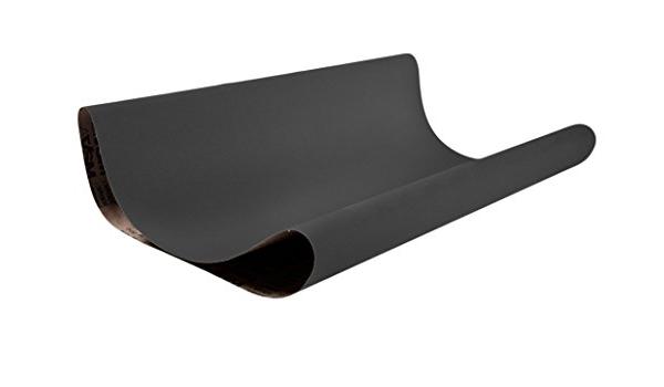 75 Length Silicon Carbide 36 Width Pack of 2 VSM 91495 Abrasive Belt Medium Grade Cloth Backing 36 Width 75 Length VSM Abrasives Co. Black 100 Grit