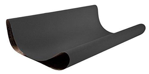 50 Grit Aluminum Oxide 50 Width 103 Length Coarse Grade Cloth Backing Brown VSM 107669 Abrasive Belt Pack of 2