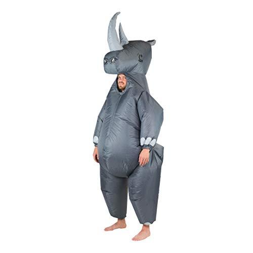 (Bodysocks Inflatable Rhino Costume)