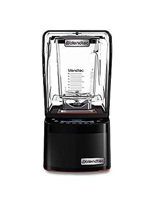Blendtec Professional 800 Blender with WildSide+ Jar and Stealth Technology