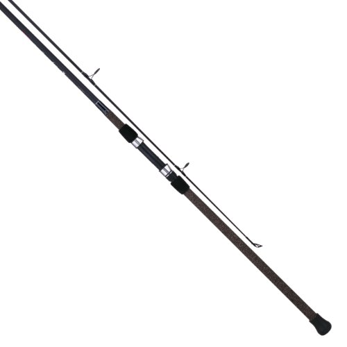 Tica UEHA936502S Surf Spinning Fishing Rod (XX-Heavy, 12-Feet, 2-Piece, 20-50 Pound) (Heavy Piece Surf 2 Rod)