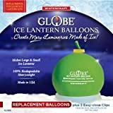 Ice Globe Replacement Balloons, Set of 6