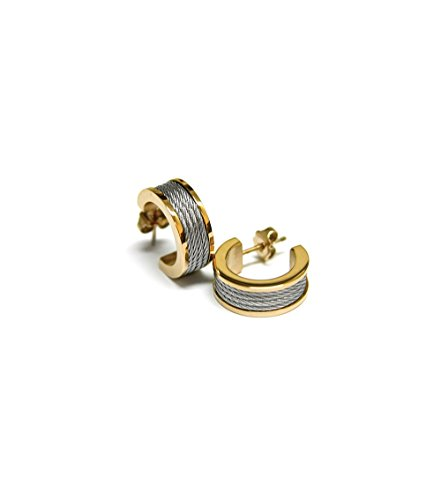 charriol-forever-stainless-steel-earring-with-yellow-gold-pvd-03-04-1139-0