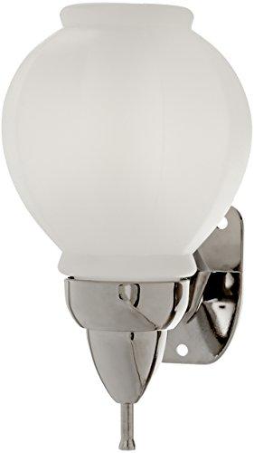 Impact 4118LD Value-Plus Chrome-Plated Plastic Soap Dispenser, 18 oz Globe, 7-1/4