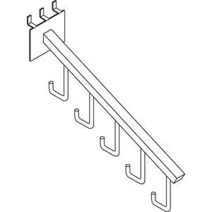 5 Hook Pegboard Hardware Waterfall 16