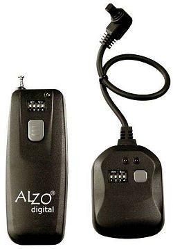 (ALZO Wireless Radio Shutter Release 300 ft range for Nikon D80 D70s N2)