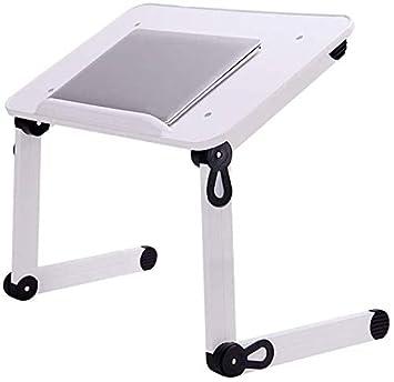 CWJ Mesas creativas Soportes Cama con mesa para computadora ...