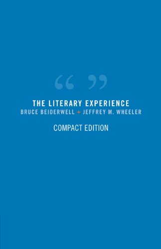 Bundle: The Literary Experience, Compact Edition + English 21: Literature (CengageNOWTM, Personal Tutor, InfoTrac 2-Seme