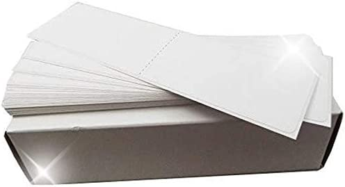 Premium Adhesive Bright White Pitney Bowes 625-0 Compatible Postage Meter Tape 600 Labels in Protective Easy Feed Box Compare to Pitney Bowes #625-0