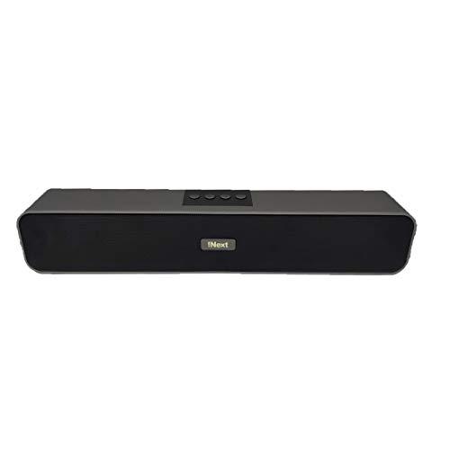 iNext Bluetooth Speaker SN654 Grey Portable