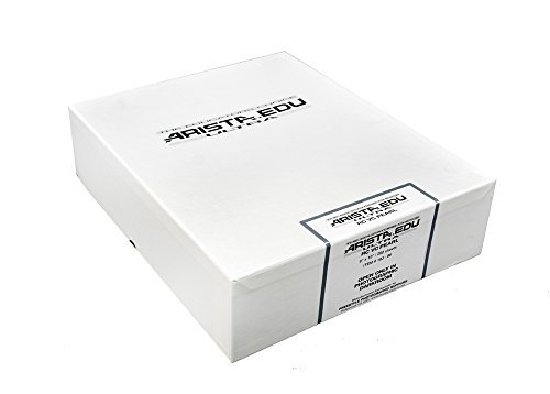 Arista EDU Ultra VC RC Black & White Photographic Paper, Pearl, 8x10, 250 Sheets by Arista