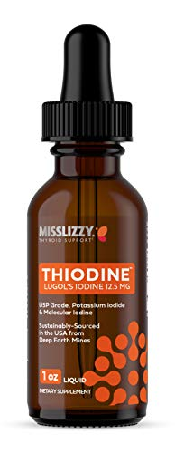 Best Iodine Dietary Supplements