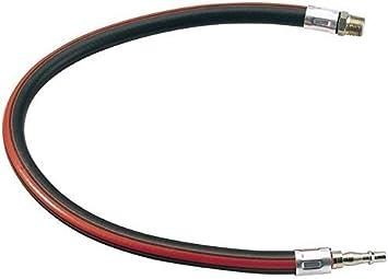 Draper 600Mm 1//4 Bsp Air Line Whip Hose