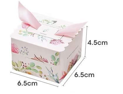 50 Cajas(Cajitas de carton) para detalles Boda, Comunion ...
