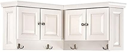 Amazon Com Home Decorators Collection Walker Corner Wall Cabinet
