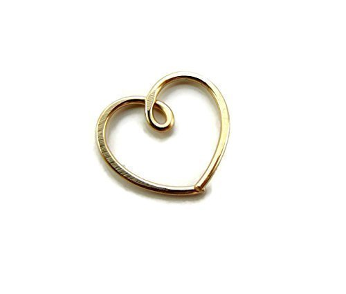 thinner-smaller-20gauge-nickel-free-gold-filled-daith-heart-earring-eyebrow-ring-one-1-single